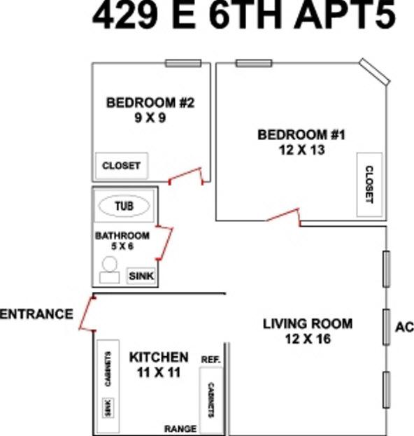 #5 Floor Plan