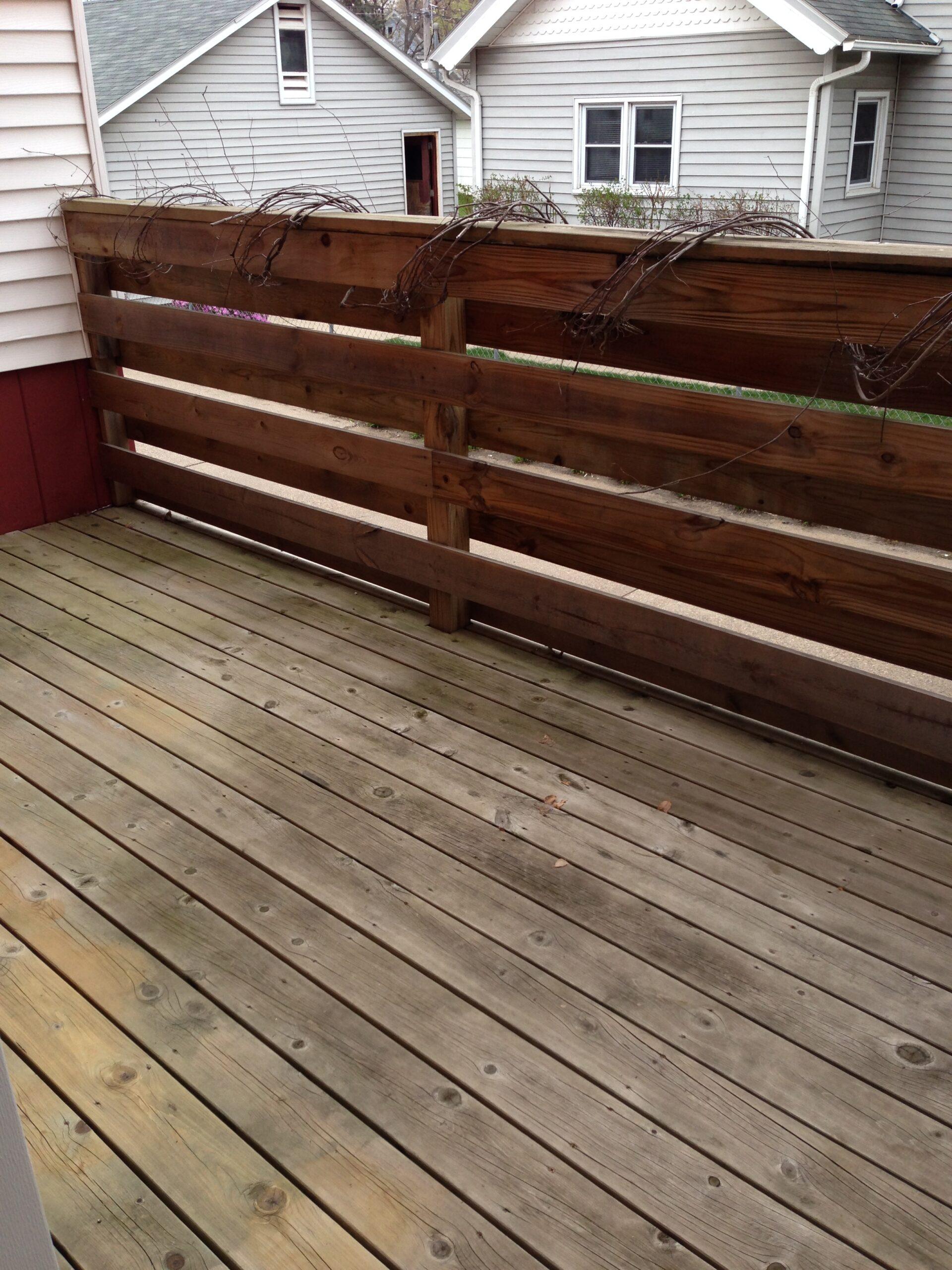 #4 Private Porch
